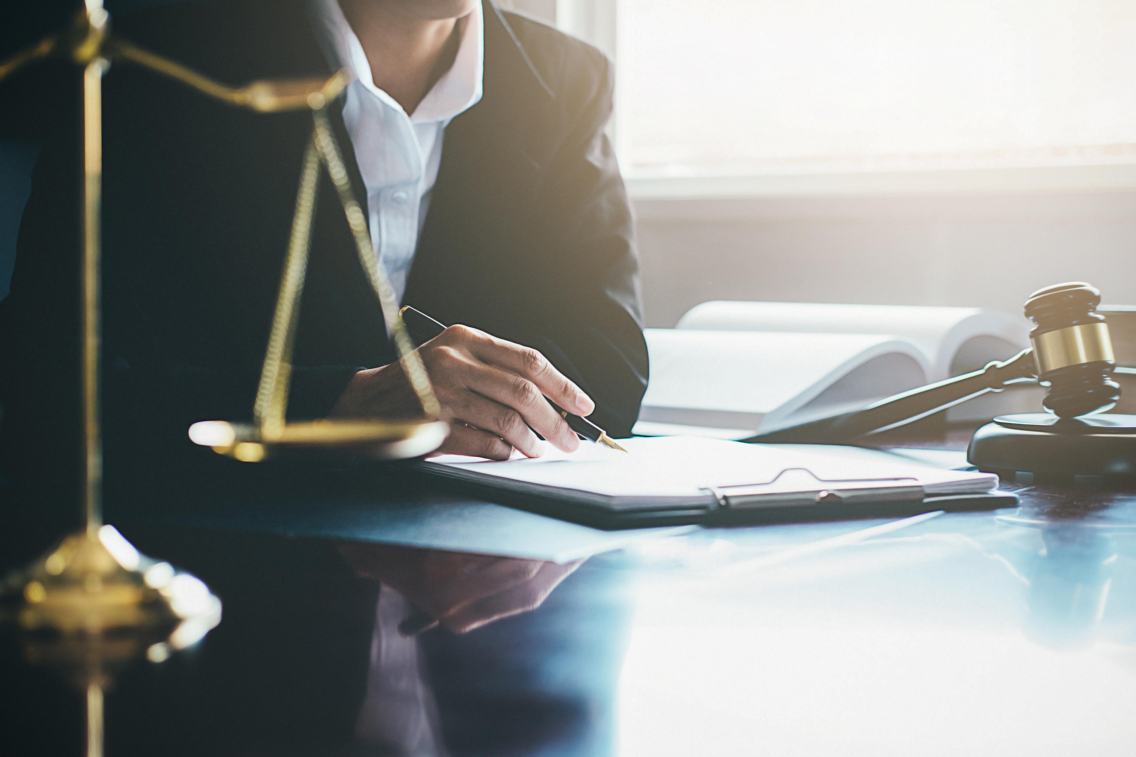 Rola radcy prawnego w postępowaniu cywilnym